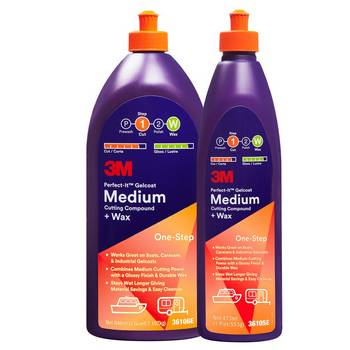 Gelcoat Medium Cutting – Perfect it Gelcoat – 3M - agl marine
