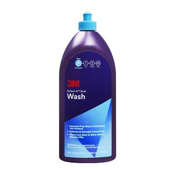 Boat Wash - Perfect it Gelcoat - 3M - agl marine