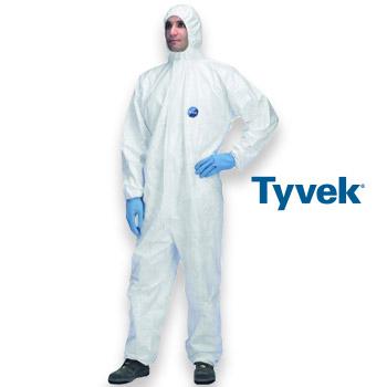 équipement de protection individuel Combinaison de protection TYVEK