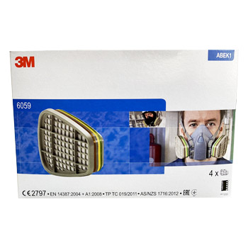 filtre ABEK1 6059 3m