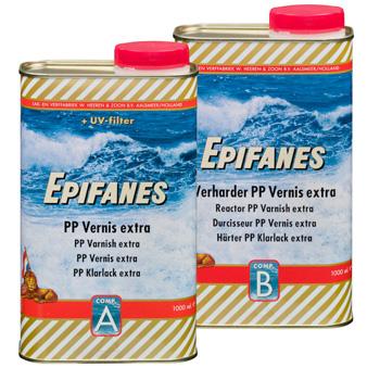 PP Vernis Extra avec filtre UV EPIFANES