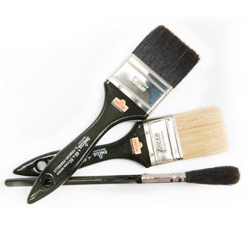 pinceaux laques Omega matériel application - omega pinceau brush