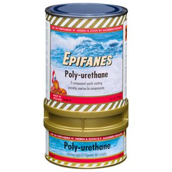 Polyuréthane Vernis Brillant filtre UV EPIFANES