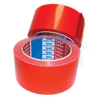 adhésif - Ruban TESA 4204 rouge