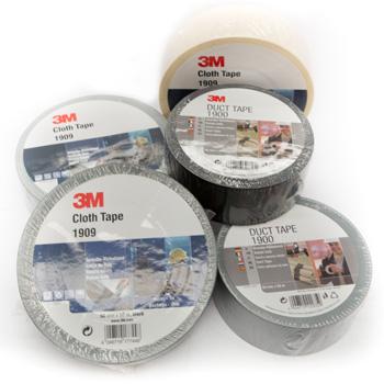 Ruban adhesif Toile 1900 3M - Adhésifs films masquage et protection