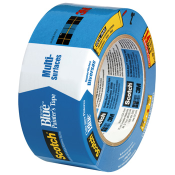 adhésif - Ruban de masquage 2090 bleu Longue duree 3M