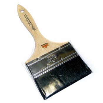 matériel application pinceau spalter noir omega