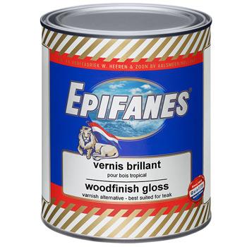 Vernis pour Bois Tropical avec filtre UV EPIFANES
