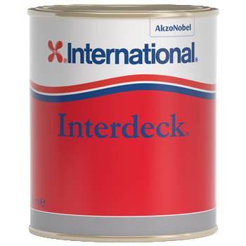 finition interdeck