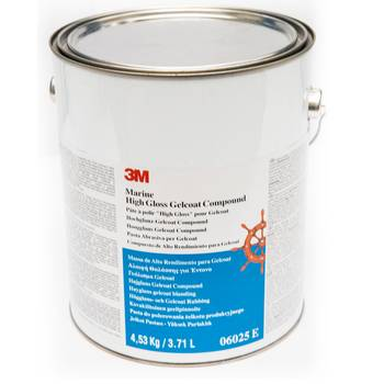 Pâte a polir gelcoat High gloss - 3M - agl marine
