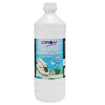 eau-déminéralisée