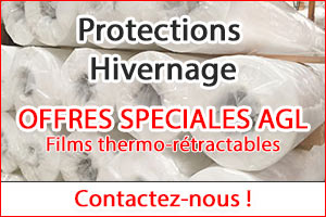 Films Thermo - Offres spéciales AGL